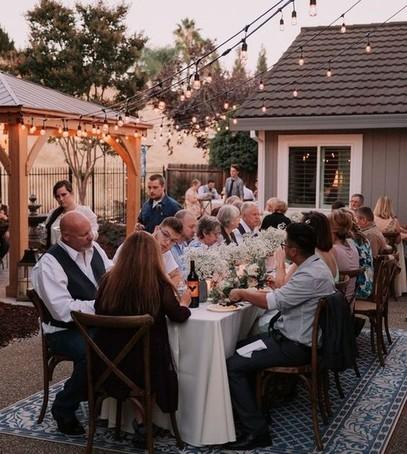 как отпраздновать свадьбу