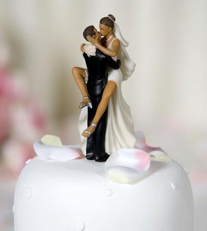 жених и невеста, свадьба, свадебный торт, оригинальные молодожёны, любовь