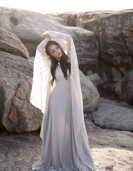 необычное платье на свадьбу украина