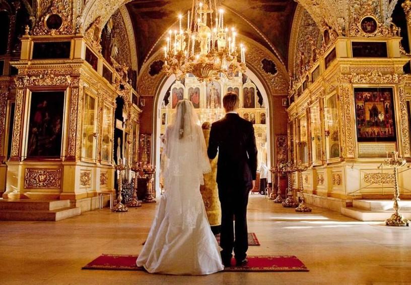 церковь, венчание, церковный обряд, православные традиции бракосочетания