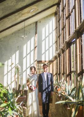 необычна свадебная фотосессия