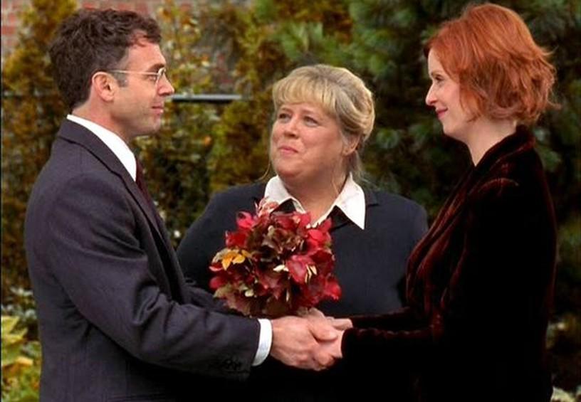 свадьба миранды