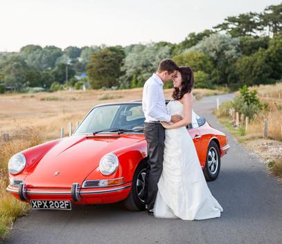 Порше на свадьбу