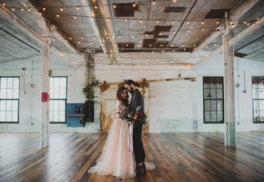Свадебная фотосессия Лофт