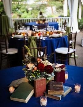 ретро стиль на свадьбе