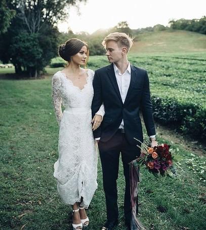 выездная церемония, выездная регистрация, выездная свадьба, молодожёны