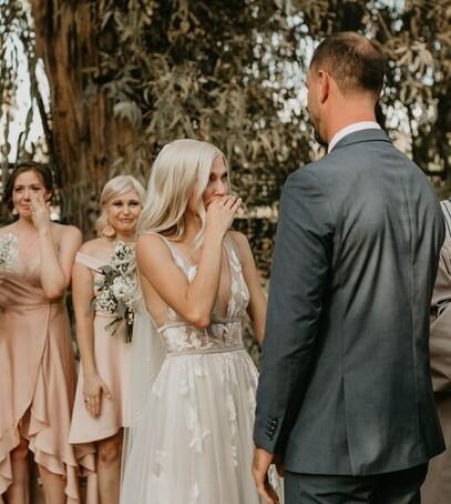 трогательные клятвы на свадьбу