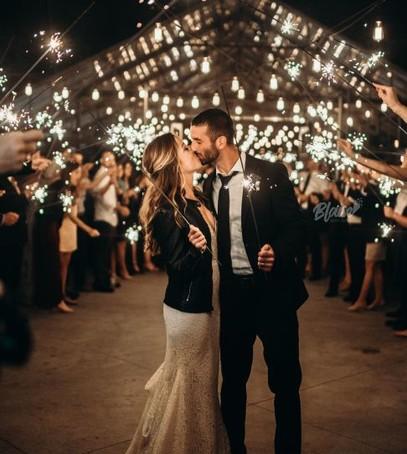 бегальские огни свадьба