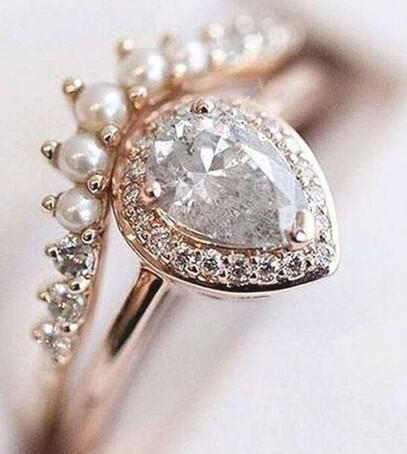 как носят обручальные кольца