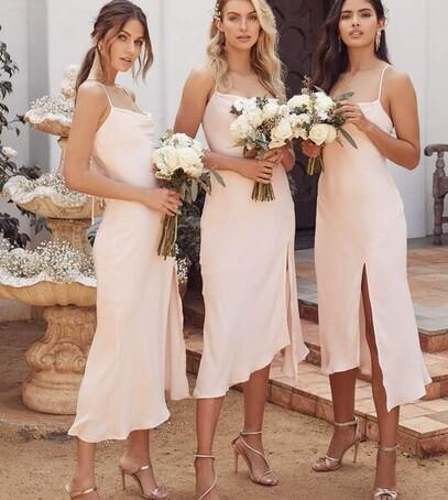 подружки невесты платья
