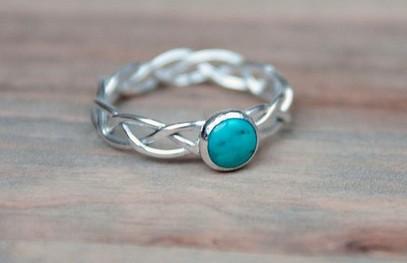Эльфийское обручальное кольцо