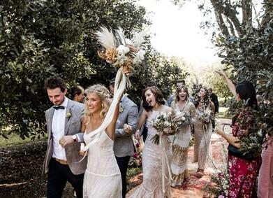 Символическая свадебная церемония: 10 лучших примеров