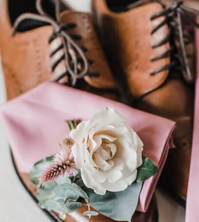 свадебные туфли мужские