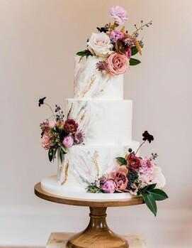 свадебный торт 2020