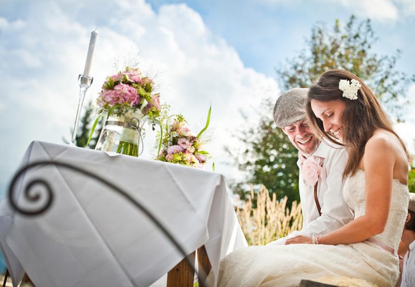 свадьба на природе, маленькая свадьба,жених и невеста