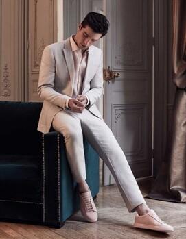 кроссовки на свадьбу мужские