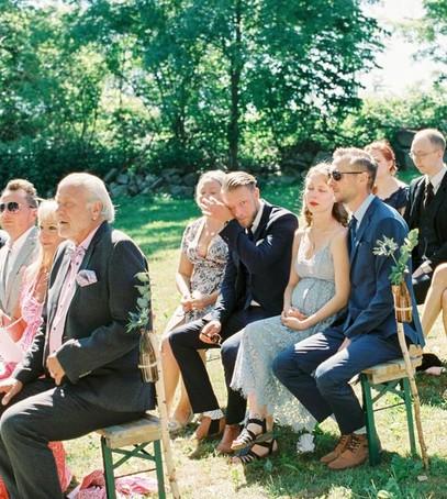 слезы на свадьбе