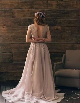 красивые платья на свадьбу