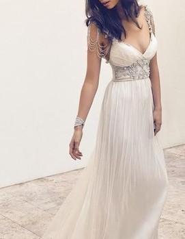 свадьба в греческом стиле ,платье невесты в греческом стиле