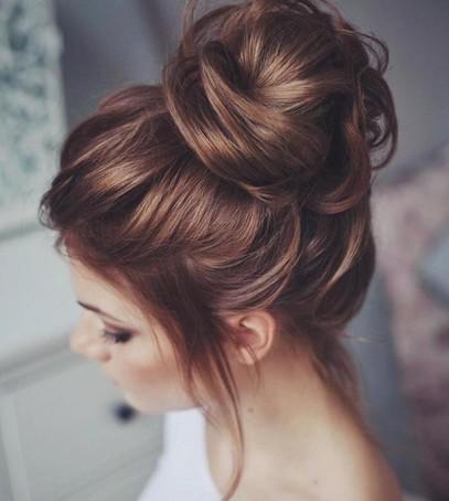 свадебная причёска, причёска на длинние волосы, высокая причёска на свадьбу, невеста, свадебный образ