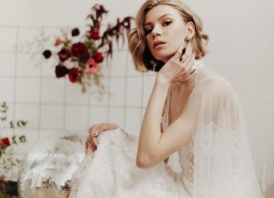 Образ невесты 2020: 15 горячих трендов, которые тебя зацепят