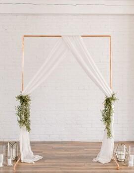 минимализм свадьба