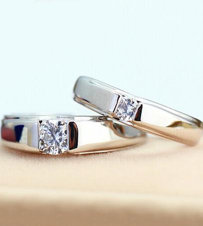 обручальное кольцо солитер кольцо с камнем, кольцо с диамантом