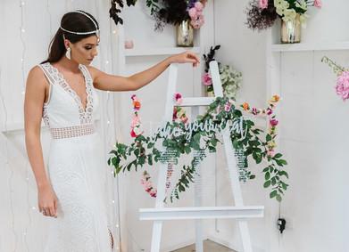 Свадебный декор своими руками: делаем стильный план рассадки