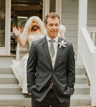 пранк свадьба