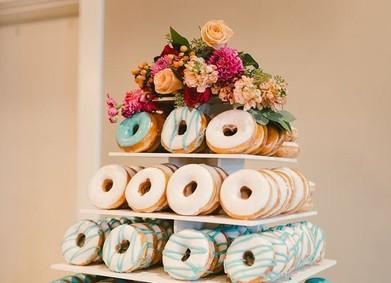 15 сладких идей, чем заменить свадебный торт