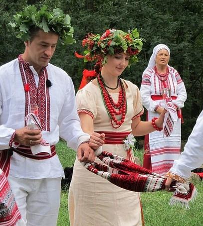 украинский рушник, рушник на свадьбу,украинская свадьба, украинские свадебные традиции, союзный рушник на свадьбу