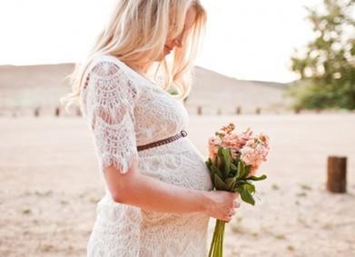 Беременная невеста: как справиться с двойным счастьем