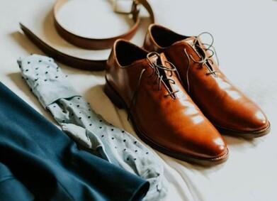 Собираем жениха: мужские туфли на свадьбу