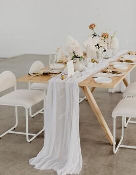 минималистичная свадьба