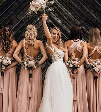 что делать подружка невесты