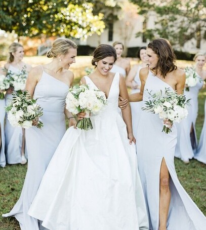 чем занимаются подруги невесты