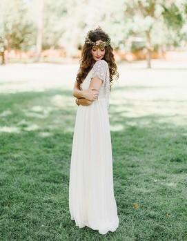 ретро стиль невеста