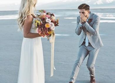 Первая встреча жениха и невесты: 5 трогательных вариантов