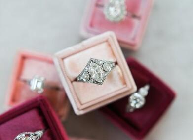 Обручальные и помолвочные кольца: все, что ты хотела знать