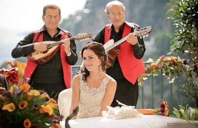невеста, живая музыка