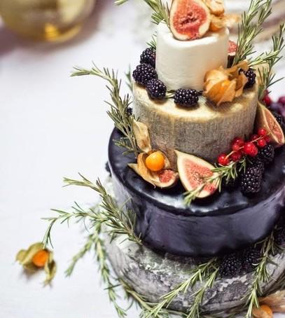 торт рустик, эко, с фруктами и ягодами, природные мотивы