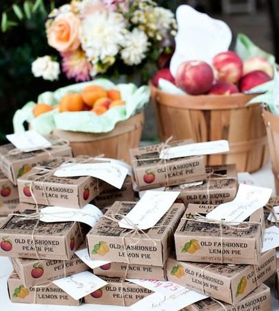 подарки для гостей на свадьбе, коробочки со сладостями для гостей, персональные презенты