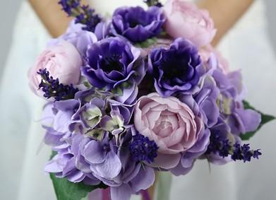 Цвет свадьбы – космический Ультрафиолетовый