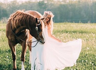 Свадебные платья в стиле Рустик: фотоподборка от YesYes