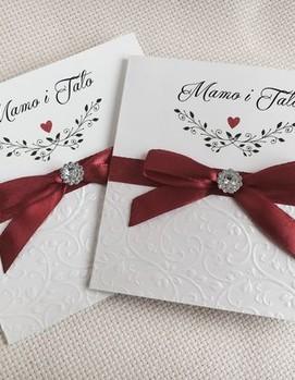 свадьба в бордовом цвете, пригласительные на свадьбу