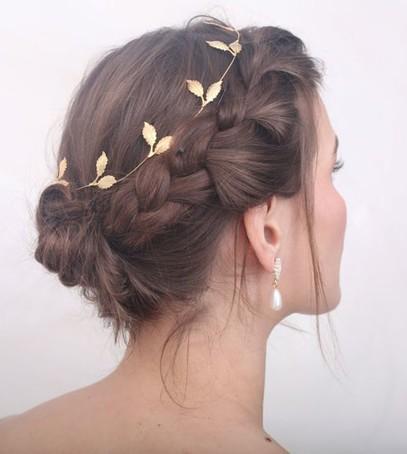 коса невеста