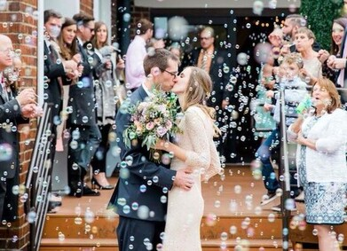 Свадебное шоу: 15 вариантов развлечений на свадьбе от YesYes