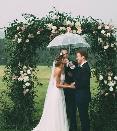 как самой сделать свадьбу