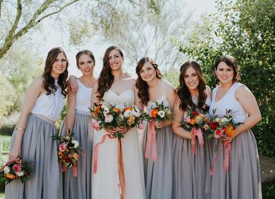 Подружки невесты – твои главные помощницы на свадьбе