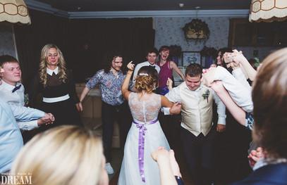 свадьба, веселье, танцы